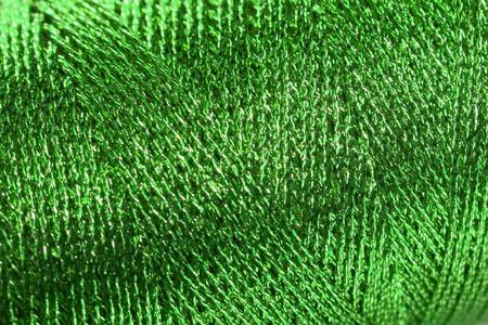 metallic thread spool pattern Stock Photo - 4112538