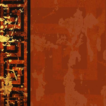 distressed antique tin box patterns