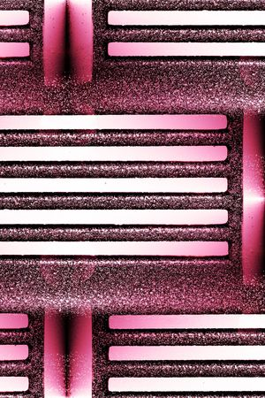 gritty: Bright industrial rough metal abstract Stock Photo