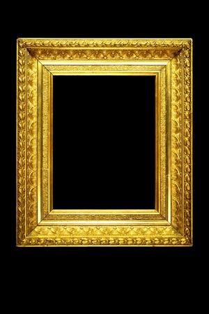 華やかな図またはミラー フレーム 写真素材