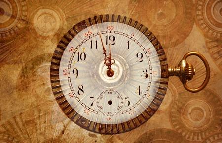 casi: De casi medianoche steampunk a�o nuevo