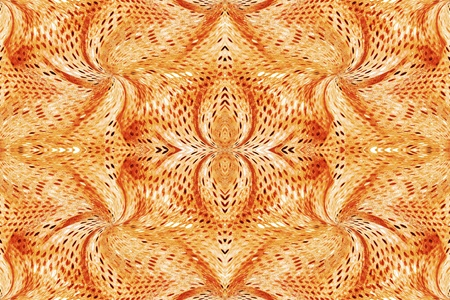 burnished: fabric abstract design background Stock Photo