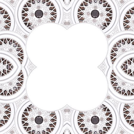 car wheel rim pattern as abstract frame border background photo