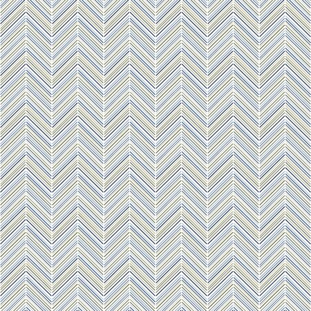 Vector Green Blue Chevron Lines on White Seamless Repeat Pattern. Background for textiles, cards, manufacturing, wallpapers, print, gift wrap and scrapbooking.