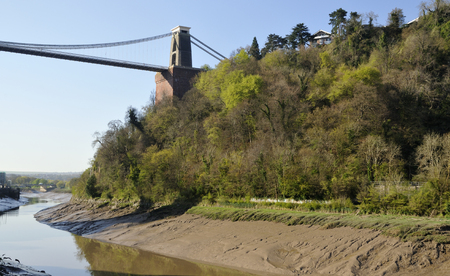 Leigh Woods, River Avon and Clifton Suspension Bridge, Bristol