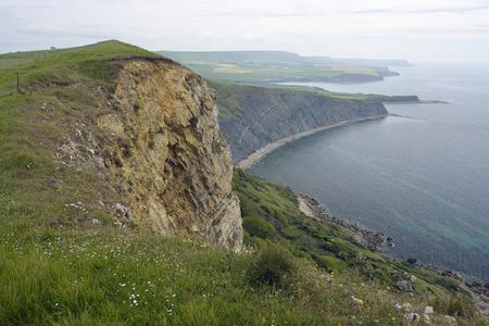 gad: Gad Cliff & Brandy Bay, Tyneham, Dorset