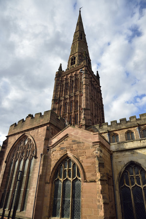 Holl Trinity Church, Broadgate, Coventry