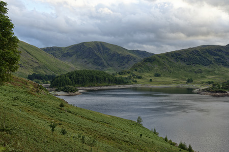 Haweswater, The Rigg & Harter Fell,  Lake District, Cumbria, UK