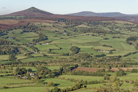Sugar Loaf (596M), Abergavenny 