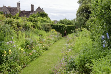 Abbey House Gardens, Malmesbury, Wiltshire