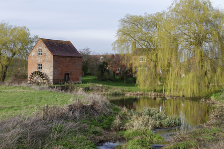 Hartpury Mill, Highleadon, Gloucestershire, UK 