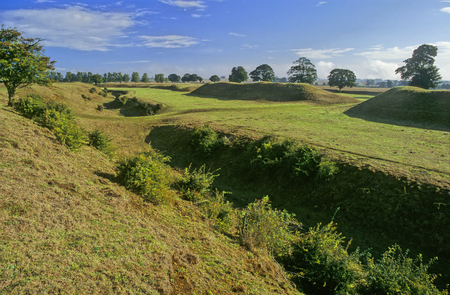 Sodbury Iron Age Hill Fort, South Gloucestershire; UK