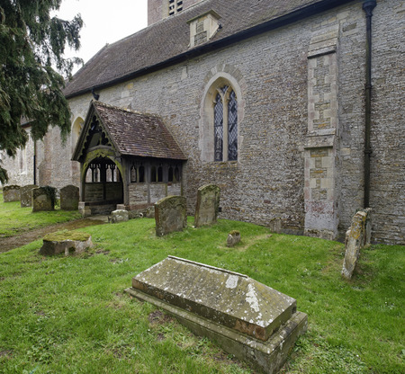 St Laurence Church, Longney, Berkeley Vale, Gloucestershire