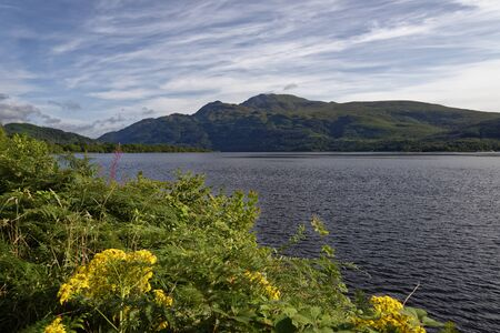 Loch Lomond & Ben Lomond, Argyll, Scotland, UK