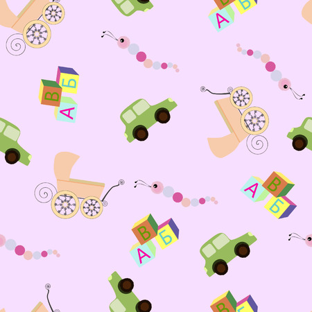 unisex: seamless pattern unisex Illustration