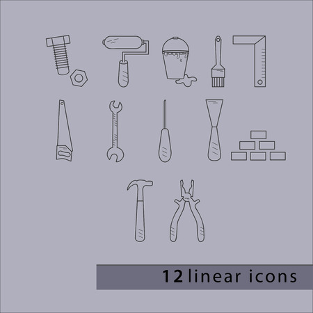 linear: linear icons