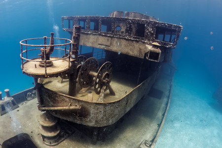 Wreck of the USS Kittiwake, Grand Cayman