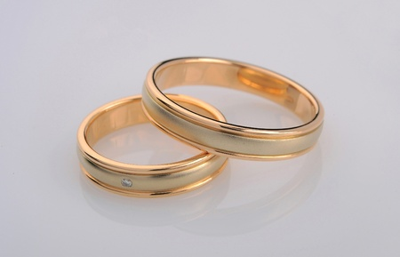 wedding rings Stock Photo - 8615269