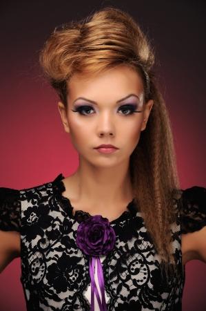 beautiful girl Stock Photo - 15483154