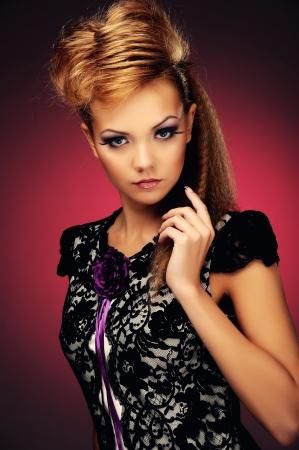 beautiful girl Stock Photo - 15483155