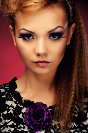 beautiful girl Stock Photo - 15483153