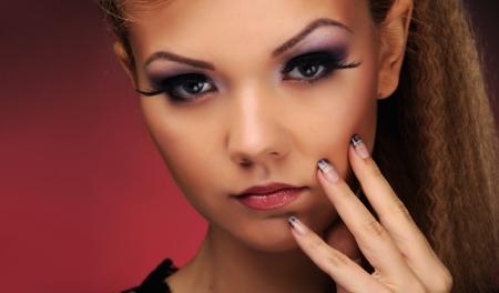 beautiful girl photo
