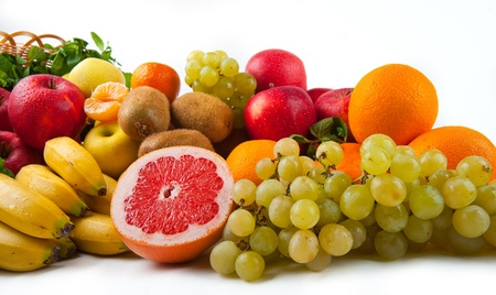 vegetables and fruits Stock Photo - 16790166