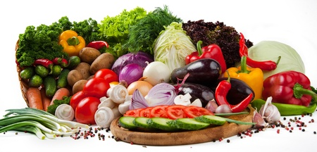 tasty and healthy food