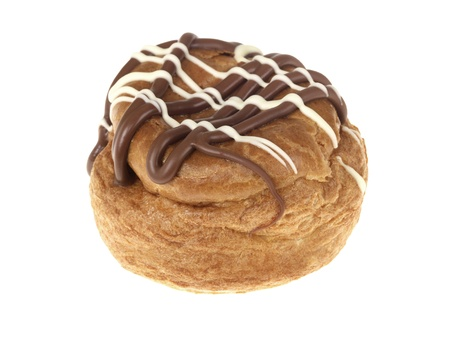 choux: Chocolate Belga Choux Buns