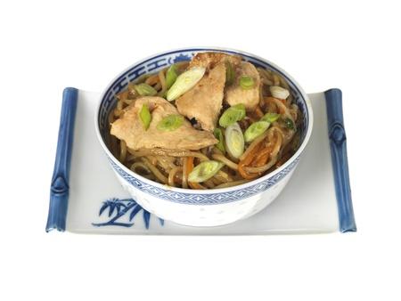 chow: Chicken Chow Mein