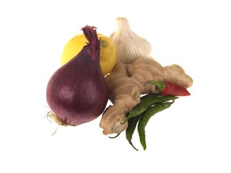 Fresh Cooking Ingredients Stock Photo - 15223100