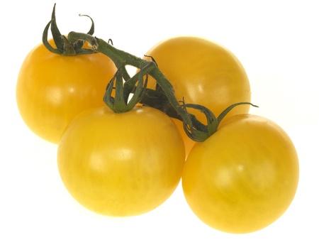 ida: Heirloom Ida Gold Organic Tomatoes