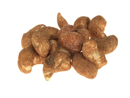 cashews: Spicy Peanuts and Cashews