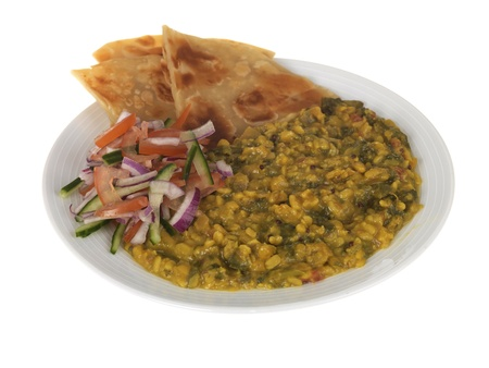 Spinach Dal photo