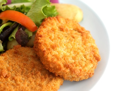 Haddock Fishcakes Stock Photo - 15578207