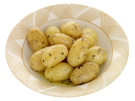 minted: Bowl of New Potatoes