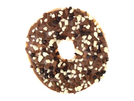 Chocolate Covered Donut photo