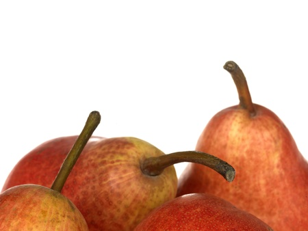 Red William Pears photo