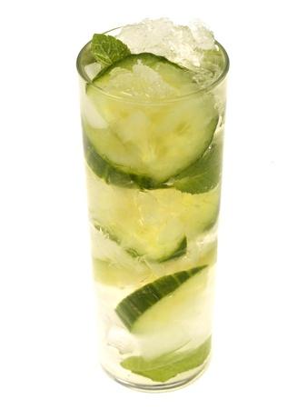 sherry: Fine Sherry Cocktail Stock Photo