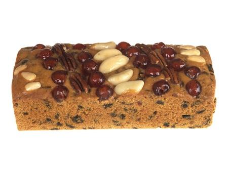 genoa: Cherry Genoa Cake