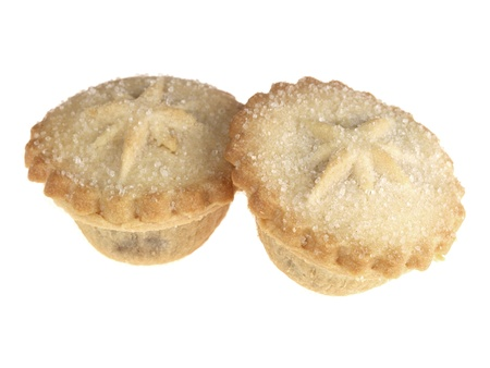 carne picada: Mince Pies