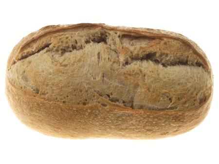 Pagnotta di pane a lievitazione naturale Archivio Fotografico