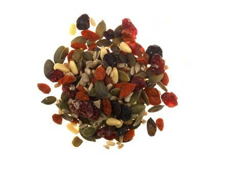 Dried Fruit with Seeds photo