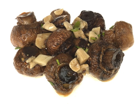 Garlic Mushrooms photo
