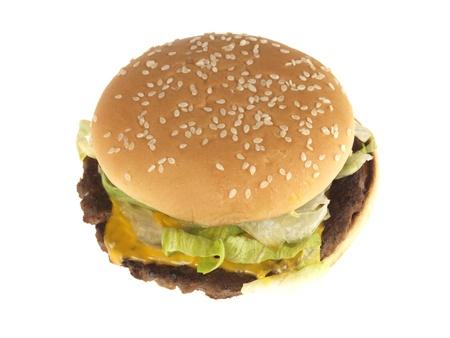 beefburger: Quarter Pounder Delux Beefburger