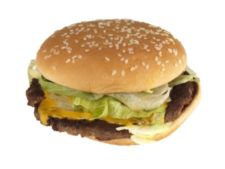 pounder: Quarter Pounder Delux Beefburger