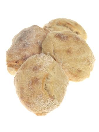 Ciabatta Bread Rolls photo