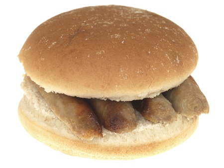 bap: Sausage Breakfast Roll