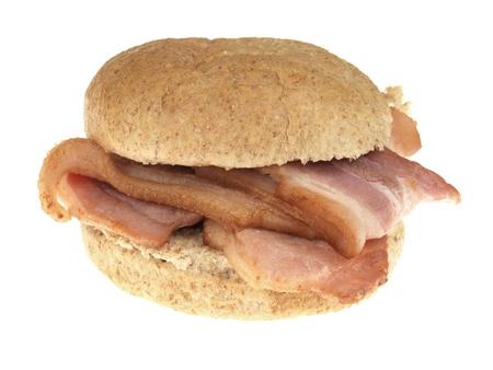 bap: Bacon Roll