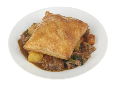 ale: Beef and Ale Pie